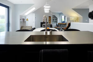 Märraum Architects_St Just_new build_Sink