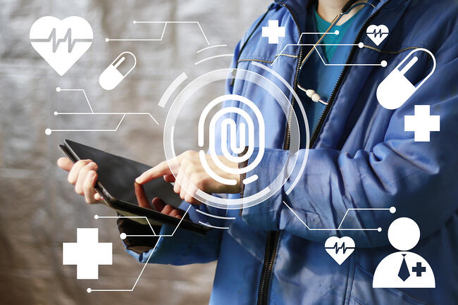 biometrics in healthcare