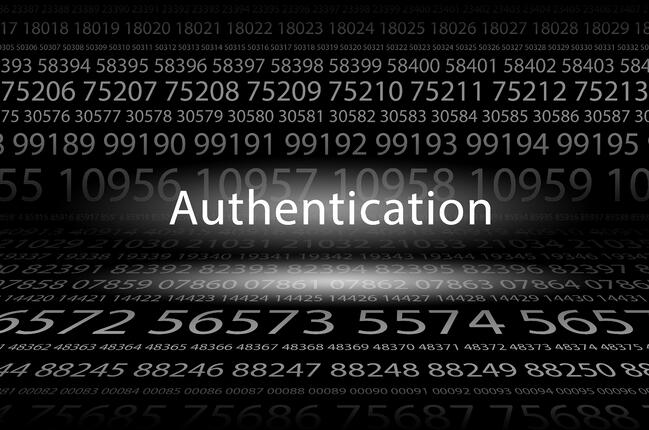 types of authentication