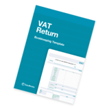 VAT return template