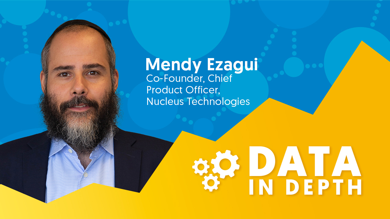Data In Depth guest Mendy Ezagui  shares how manufacturers can employ and adapt automation to increase productivity