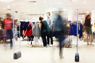 Driving footfall & in-store spend for Debenhams via click & collect