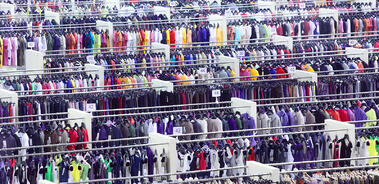 A new recycling culture: Clothes creating cash not trash