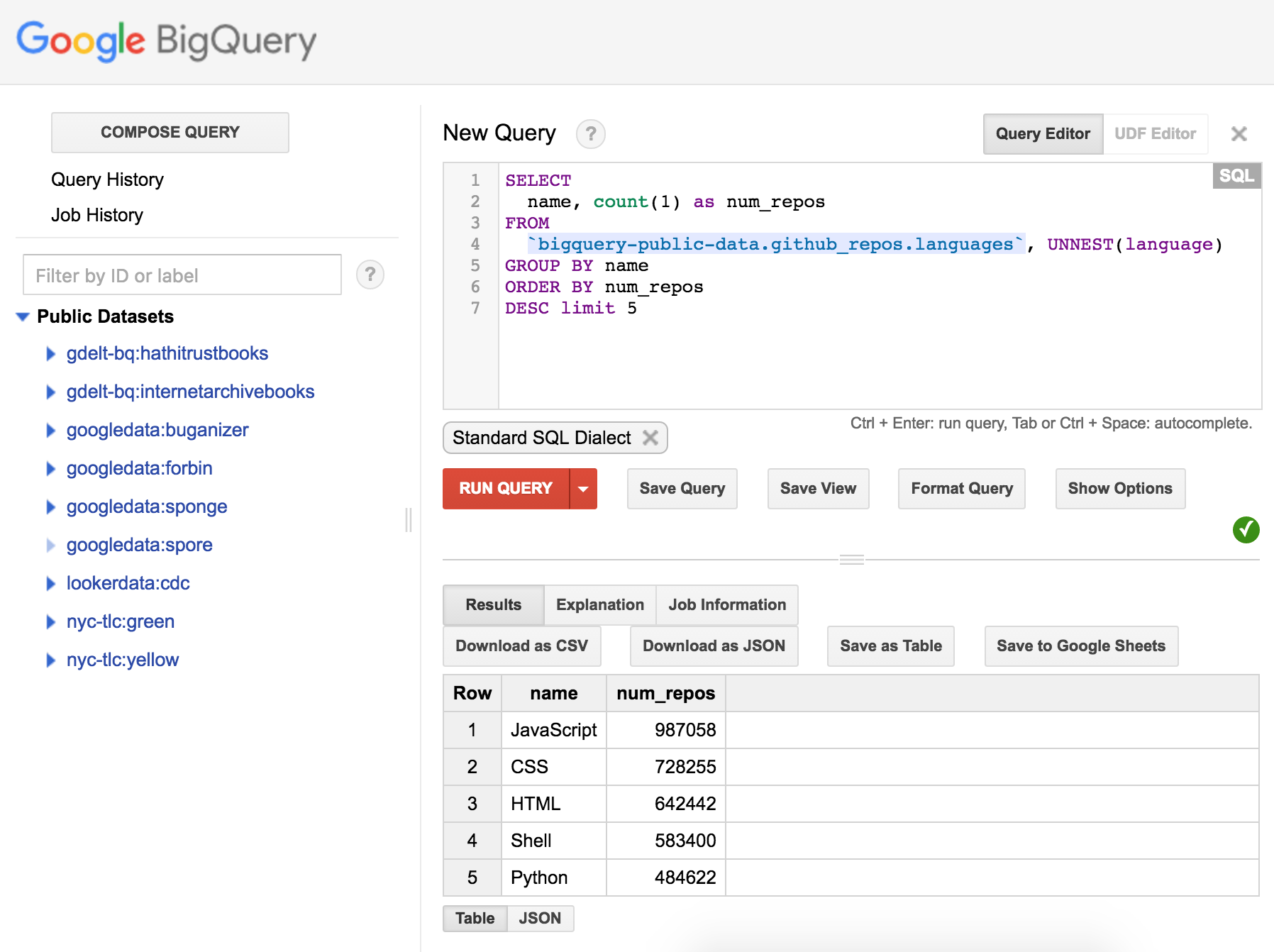 How Google BigQuery Helps Support Businesses