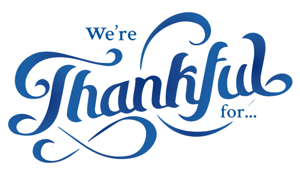 Blog_11-2018_We are thankful for