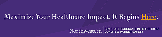 Maximize your healthcare impact. It beings at Northwestern.