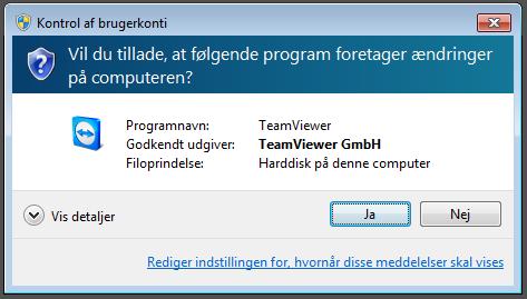 Teamviewer har et utal af funktioner