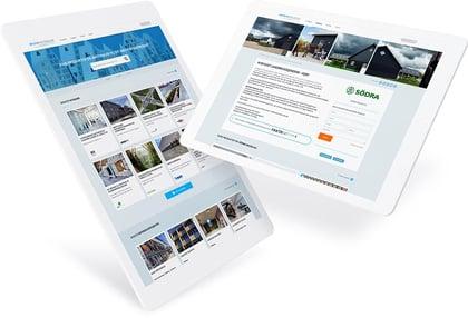 Byggematerialer.dk - portal til professionelt byggeri