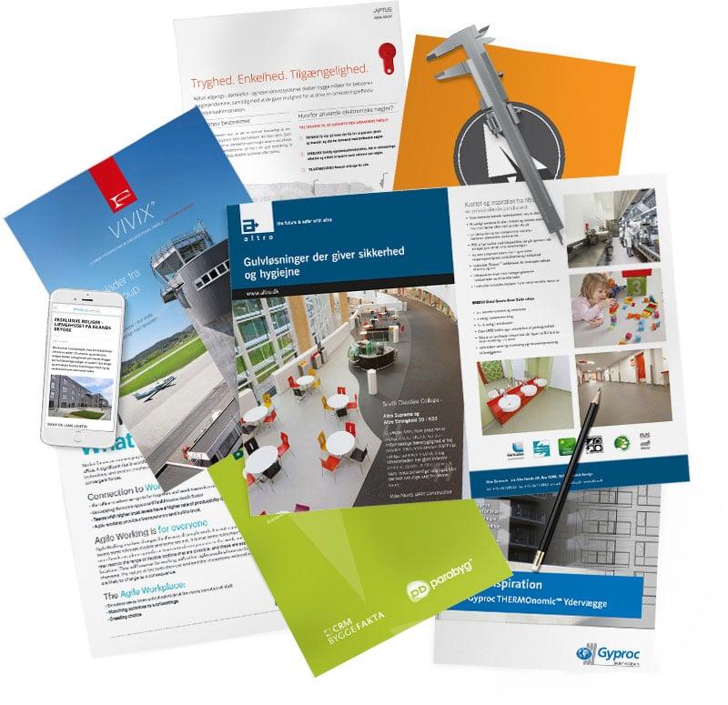 Direct Mail - riktad marknadsföring mot hela byggbranschen