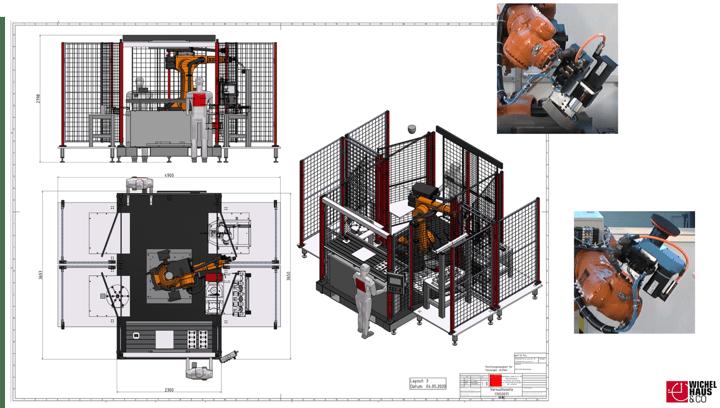 Machine Learning Projekt mit dem Fraunhofer IAO im Mittelstand 4.0-Kompetenzzentrum Stuttgart!
