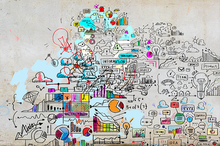 Wie Sie eine Datenanalyse - Plattform zur Unterstützung Ihrer 360 Grad Unternehmenssicht aufbauen