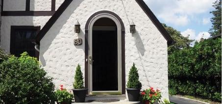 Arch Top Storm Doors