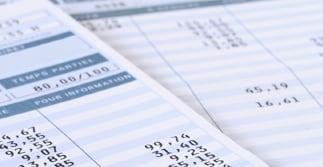 bulletin de paie fiche de paie simplifié