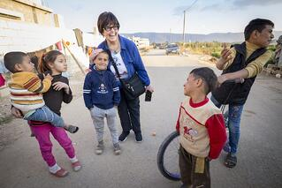 My Trip to Lebanon with World Vision