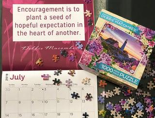 Puzzles & 2019 Calendars