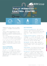 Fully Managed Control Centre Data Sheet Download