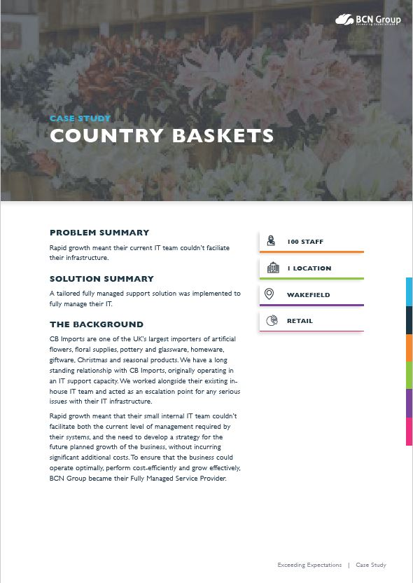 Country Basket CS