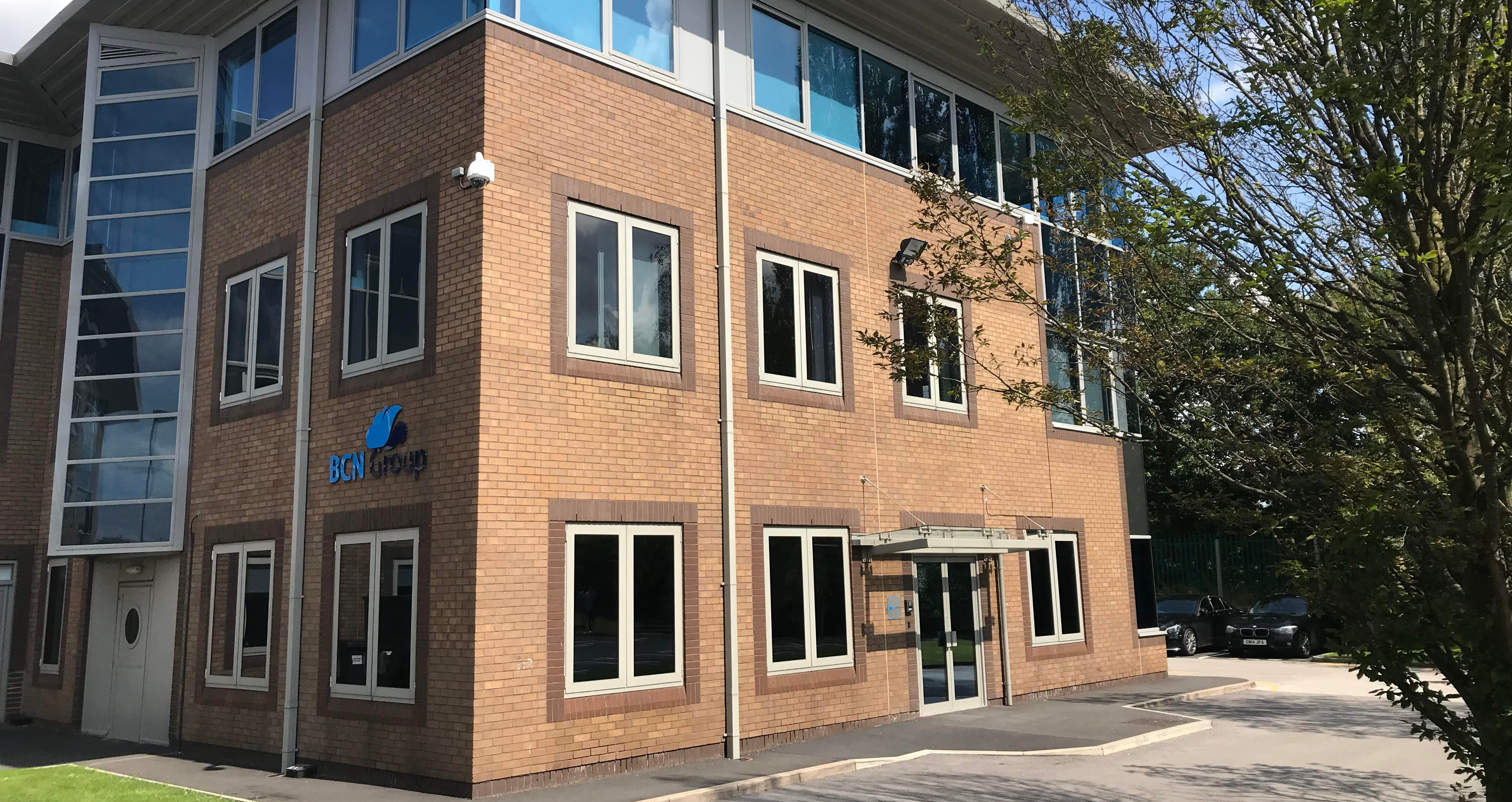 Manchester Office 1