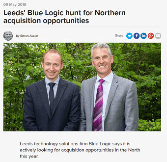 Leeds' BCN Group hunt for Northern acquisition opportunities