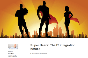 Super Users: The IT integration heroes