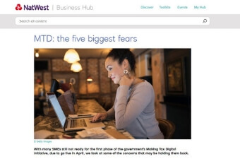 Making Tax Digital: the five biggest fears