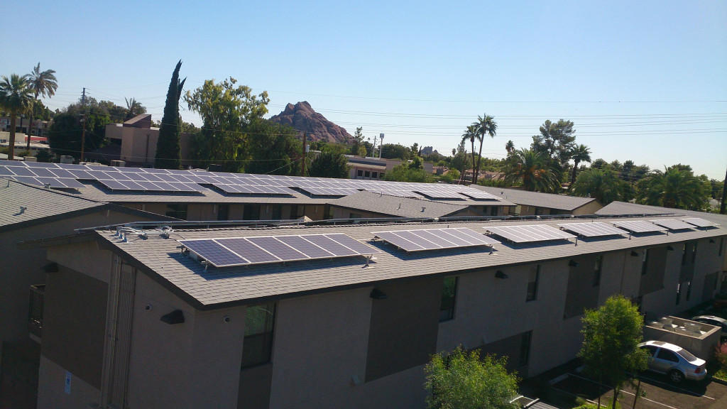 Sun Valley Solar Solutions Powers Phoenix Housing For