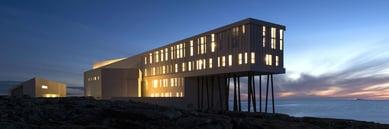 Fogo Island Inn, Luxurious and Remote