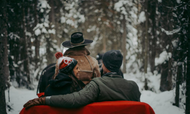 Winter Wonderland; Snuggle & Frolic in Luxury