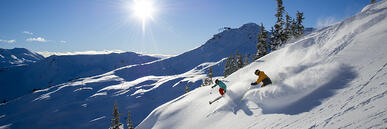 Ski Canada for Free when you stay at Fairmont