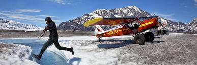 Experiencing the Alaskan Wilderness from the Air