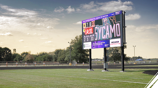 Sycamore-High-School-Unlocks-Recurring-Ad-Revenue-With-ScoreVision-LED-Jumbotron-Displays-Blog-Thumbnail