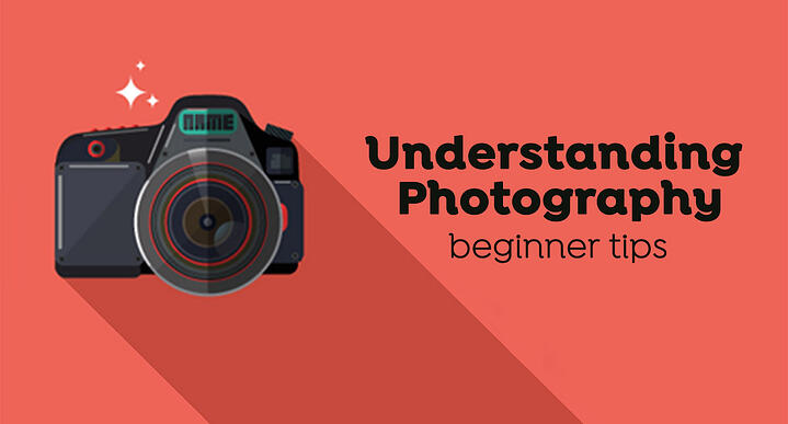 Understanding Photography beginners tips icon