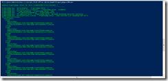 Visual studio - Run PowerShell script with Cloudshare
