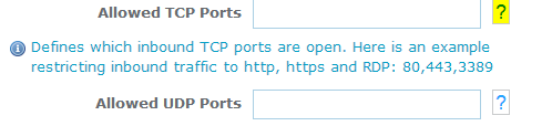 open_ports