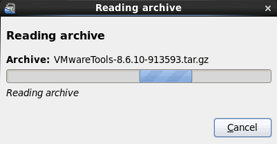 06 - Install Upgrade VMWare Tools on CentOS 6.3