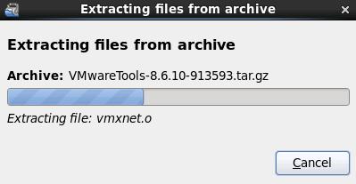 08 - Install Upgrade VMWare Tools on CentOS 6.3