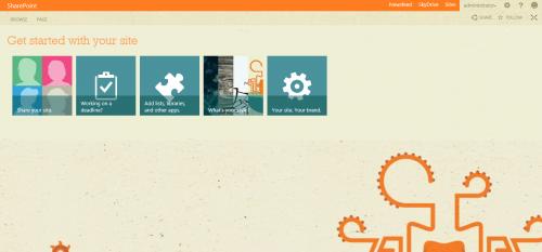 09 - SharePoint 2013 Theme