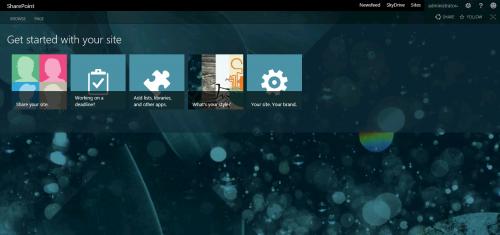 10 - SharePoint 2013 Theme