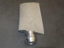 Machined Aluminum Fan Blades
