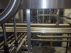 Stainless Steel Pipe Installation