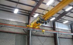 Overhead Crane Install