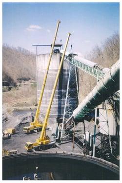 Tandem Crane Lift (2)