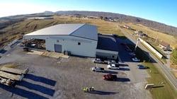 Coalfield Services Drone Photo - Wytheville, VA - DEC 2013