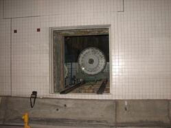 Highway Tunnel Fan Maintenance