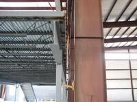 Red Iron Building Erection with Mezzanine
