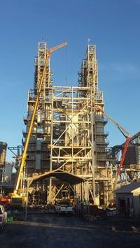 Industrial Steel Erection