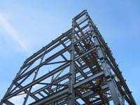 Steel Tower Erection