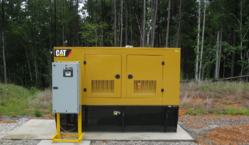 Diesel Generator with Transfer Switch