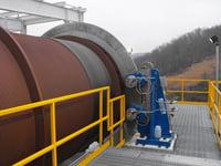 50 Ton Bridge Crane Drum Assembly