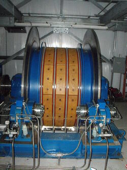 4 Rope Friction Type Personnel & Supply Hoist